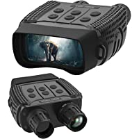 Vmotal Night Vision Goggles Digital Infrared Night Vision Binoculars HD Photo & 960P Video Night Goggles Viewing 984ft…