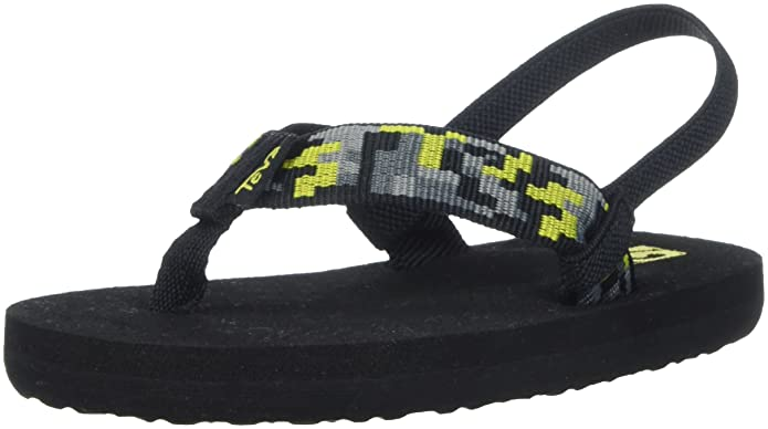 6de2feed0 Teva Girls T Mush 2 Bungee Slingback Slide Sandals