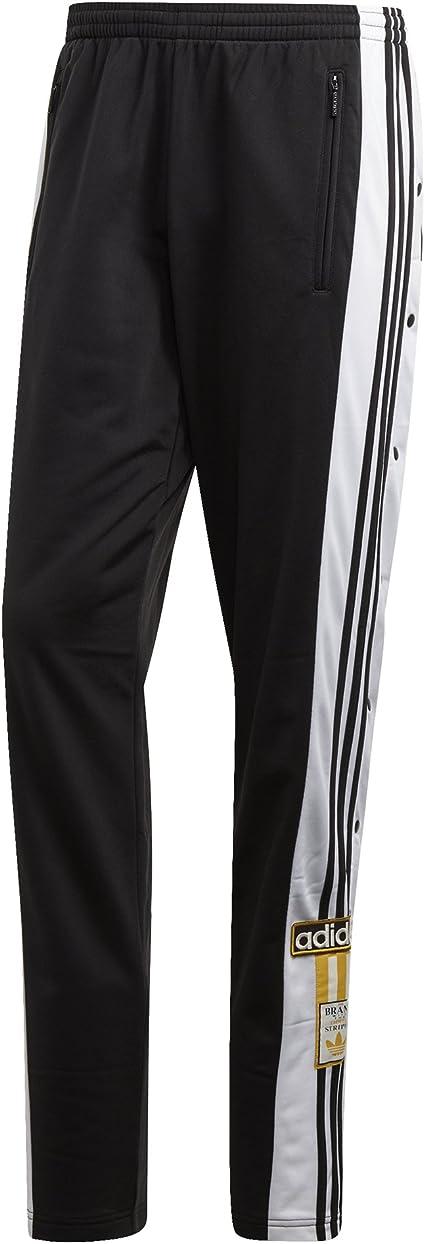 Men's adidas Originals Adibreak Track Pants Rust Red CZ0678