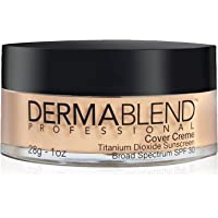 Dermablend Professional Cover Creme SPF 30, 0c Pale Ivory, 1 oz, 28 g