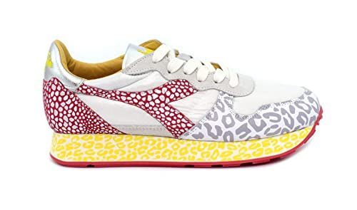 Diadora Sneaker Camaro H Animalier W: Amazon.it: Scarpe e borse