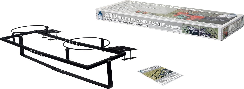 Komodo ATVBCC ATV Bucket and Crate Carrier