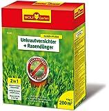 WOLF-Garten 2-in-1: Unkrautvernichter plus Rasendünger SQ 200; 3840725