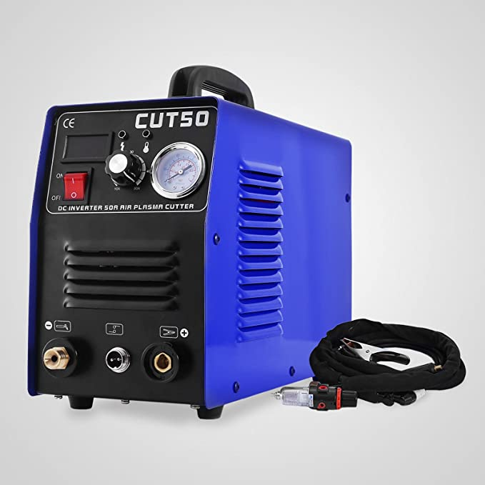 Autovictoria Plasma cutting machine Cortador Del Plasma Que Corta la Máquina de Corte Del Soldador Del Inversor De 50A Digital Máquina de soldadura ...