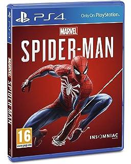 Amazon Com Marvel S Spider Man Playstation 4 Sony Interactive
