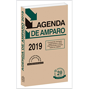 Amazon.com: AGENDA PENAL FEDERAL 2019 (Spanish Edition ...