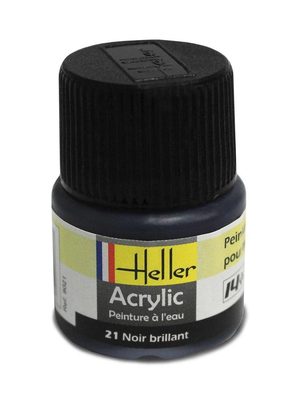 Heller 9021 Noir Brillant Maquette