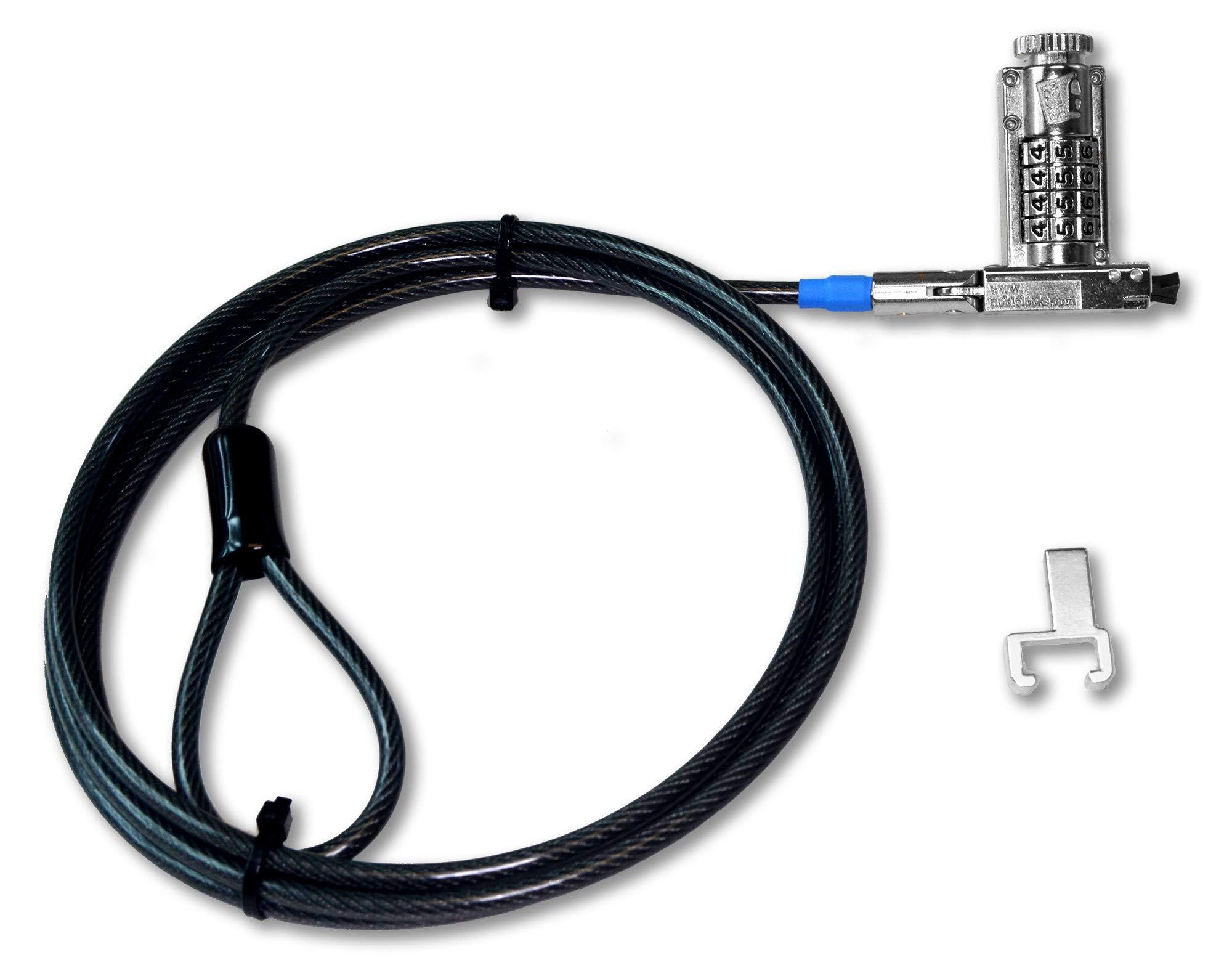 Noble Locks TZ07T Resettable Combination Wedge Lock