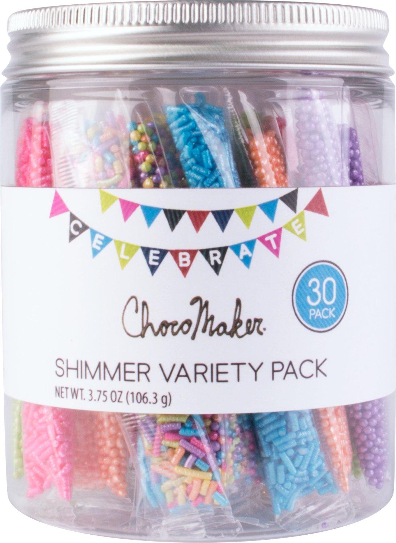 ChocoMaker(R) Shimmer Variety Pack 30/pkg-