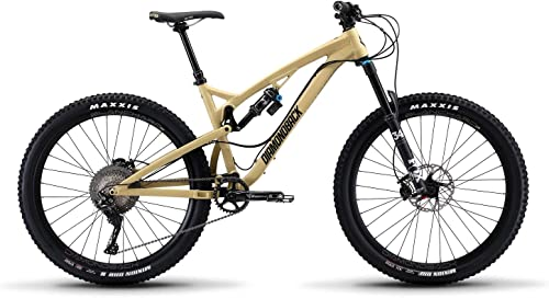 side facing diamondback bicycles release 3 full suspension mountain bikes