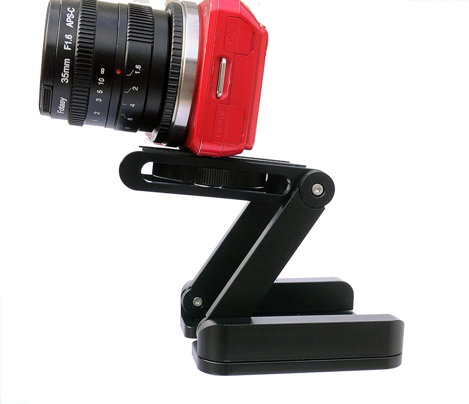 Long Arca Type Plate Tripod Quick Release Plate fits Arca-Swiss Universal Standard Clamp for DSLR Camera Lens Tripod Ballhead Quick Release Plate 120 mm QR Plate Fotasy 120mm Arca Swiss Plate