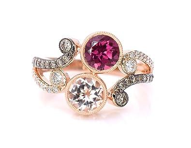 Not vintage chocolate diamond earrings phrase... super