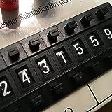 Seven Decade Resistor Substitution Box, 0.1% 0