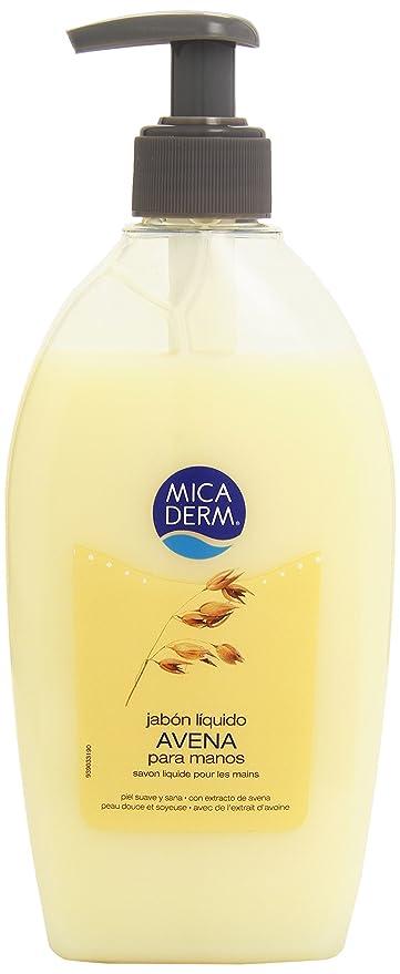 Mica Derm Jabón Líquido para Manos con Extracto de Avena - 0,5 l