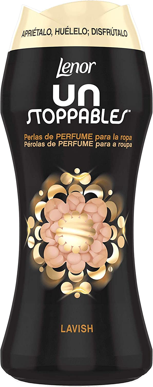 Lenor Unstoppables Lavish Perlas Impulsoras De Fragancia - 1 x 210gr, 15 lavados