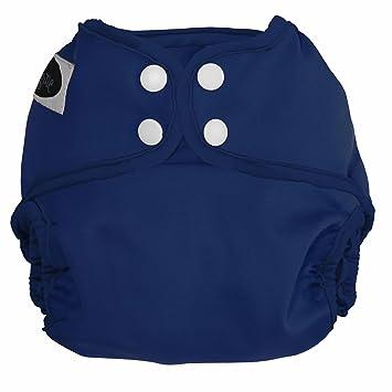 Amethyst Color Snap Rumparooz cloth diaper cover Newborn