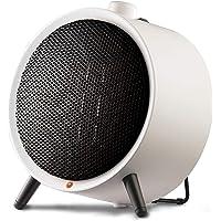 Honeywell HCE200 - Calefactor cerámico redondo 1500 W, color blanco