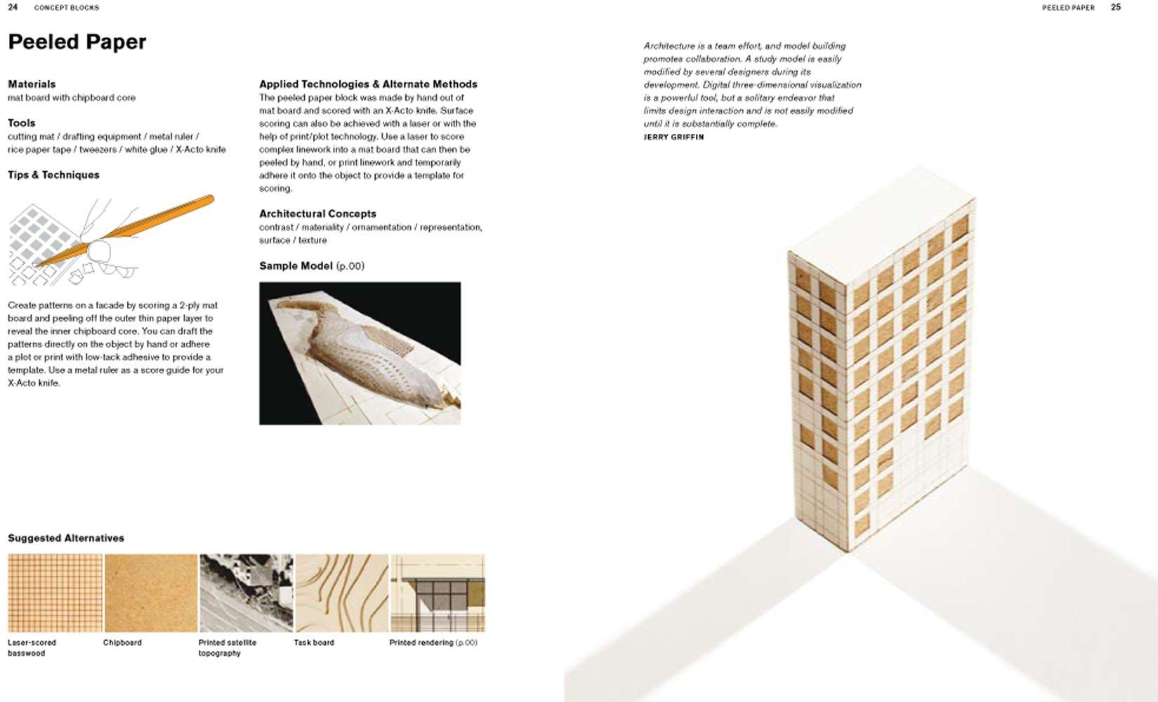 model making architecture briefs amazon co uk megan werner