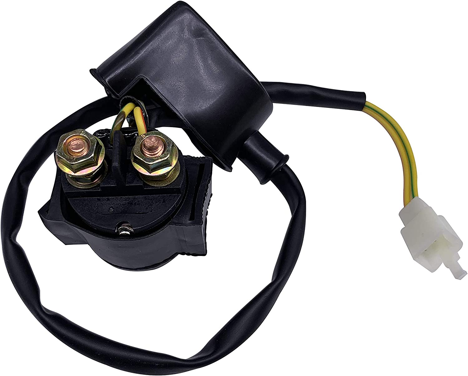 Starter Relay Solenoid For ATV Scooter Go Kart GY6 50cc 70cc 125cc 150cc Chinese