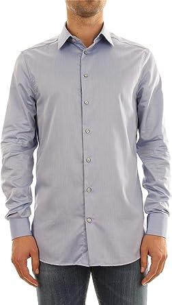 Calvin Klein K10K100730 Walker Camisa Hombre: Amazon.es: Ropa y accesorios