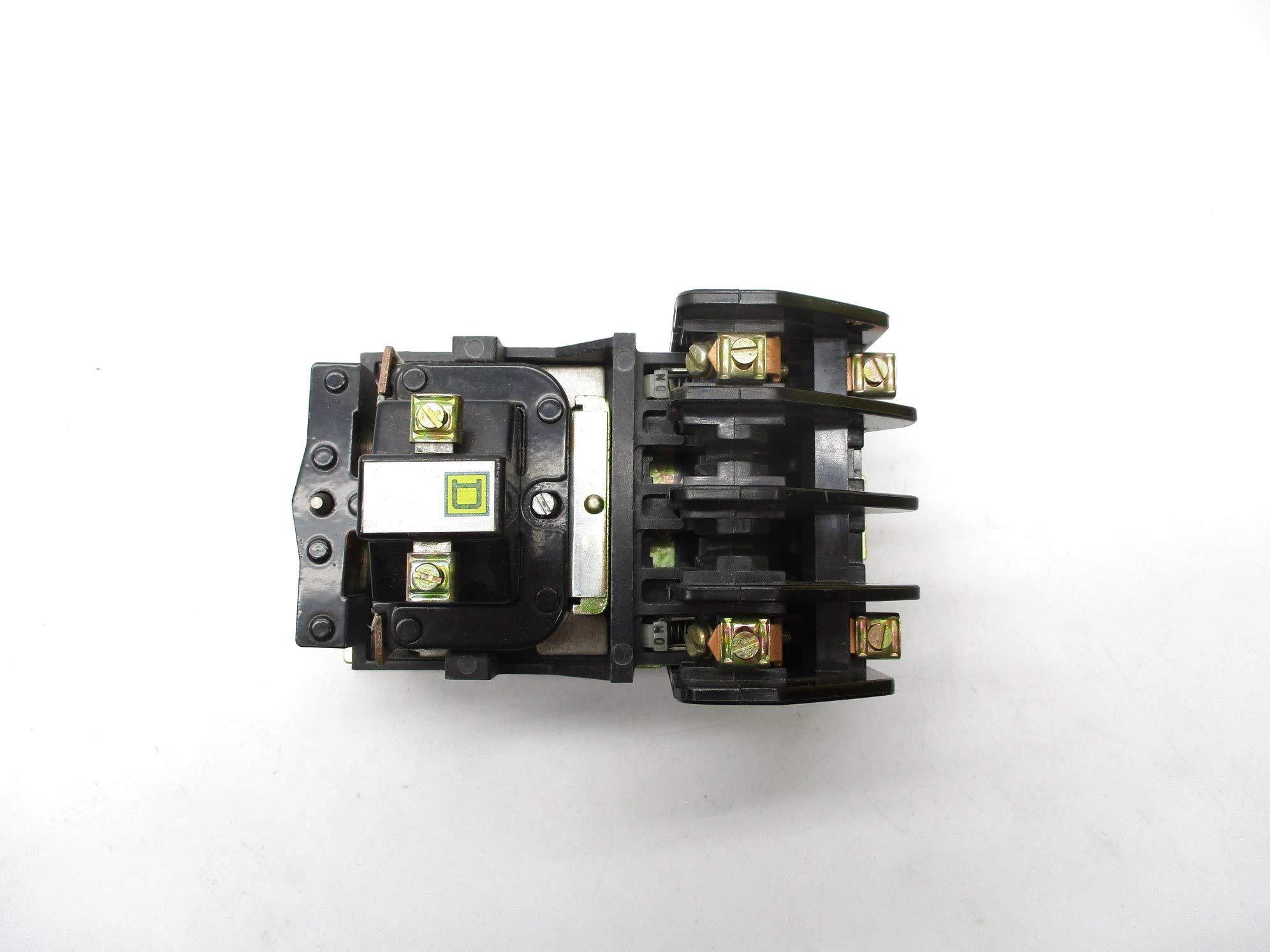 Square D 8501HO20 SER. D 110/120VAC NSNP