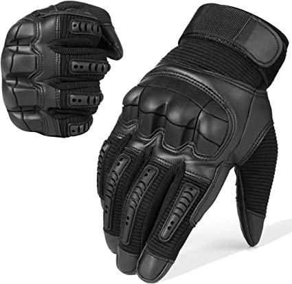 Motorcycle Riding Fullfinger Gloves Military Outdoor Tactical Bike Sport Protect