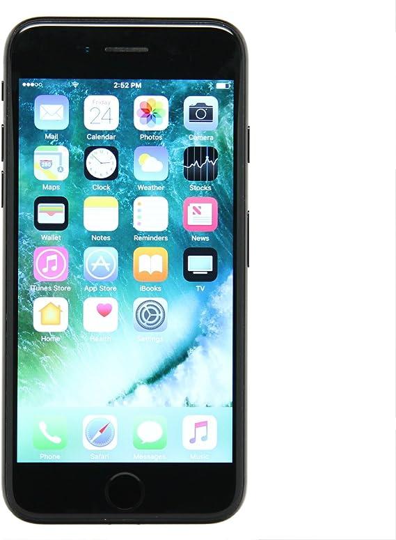 Amazon Com Apple Iphone 7 32gb Black For Verizon Renewed