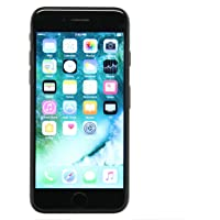 Apple iPhone 7, 32GB, Black - Fully Unlocked (Renewed)