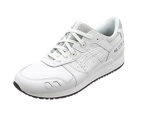 Klassisch Asics Tiger Gel Lyte III russet Braun Schuhe für