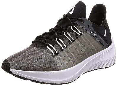 7e9e003f2b52 Image Unavailable. Image not available for. Color  Nike Women s EXP-X14  Black Total Crimson Dark Grey Volt ...