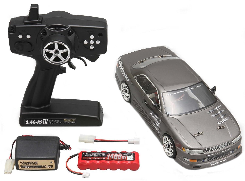 ヨコモ ドリフト パッケージ ミニ RTR仕様 トヨタ JZX90 MkII (2.4G-RSIII付) DPF-90G3A B00XP4Z42W