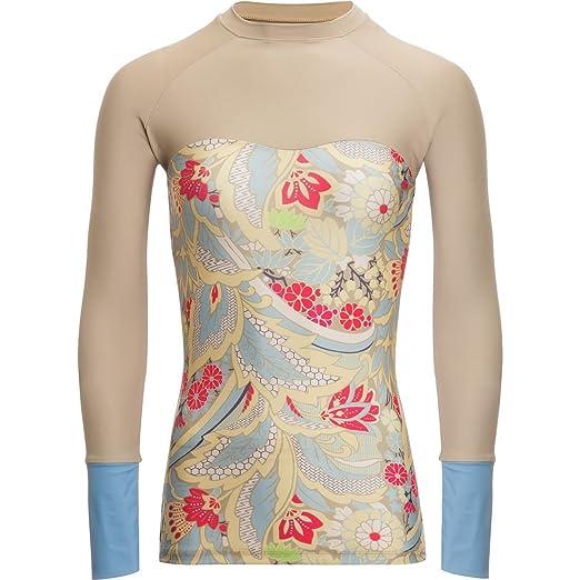 4d70b3be7094b Amazon.com: Seea Swimwear Hermosa Swim Shirt - Women's Emorie, L ...