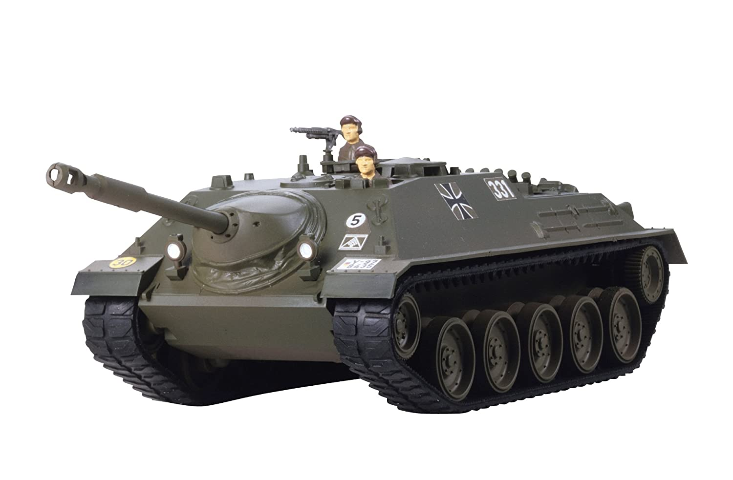 TAMIYA 30104 1 48 Kanone German Jagdpanzer Motorized