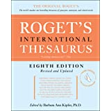 Roget's International Thesaurus, 8th Edition [thumb indexed]