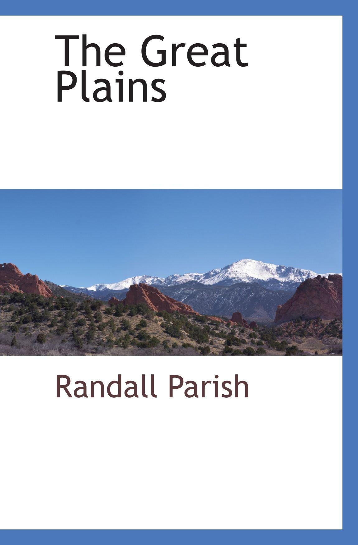 Read Online The Great Plains PDF