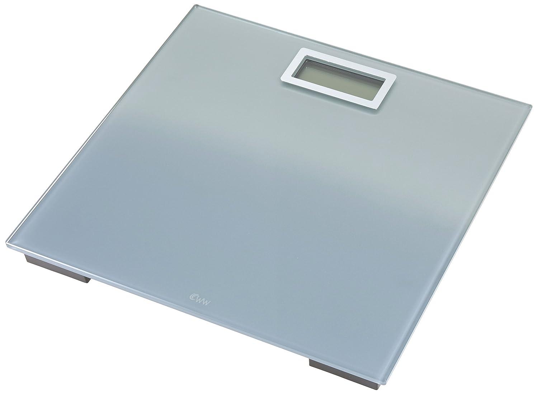 Weight Watchers Ultra Slim - Báscula digital, pantalla LCD, color gris: Amazon.es: Salud y cuidado personal