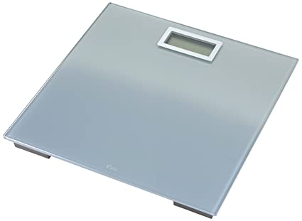 Weight Watchers Ultra Slim - Báscula digital, pantalla LCD, color gris