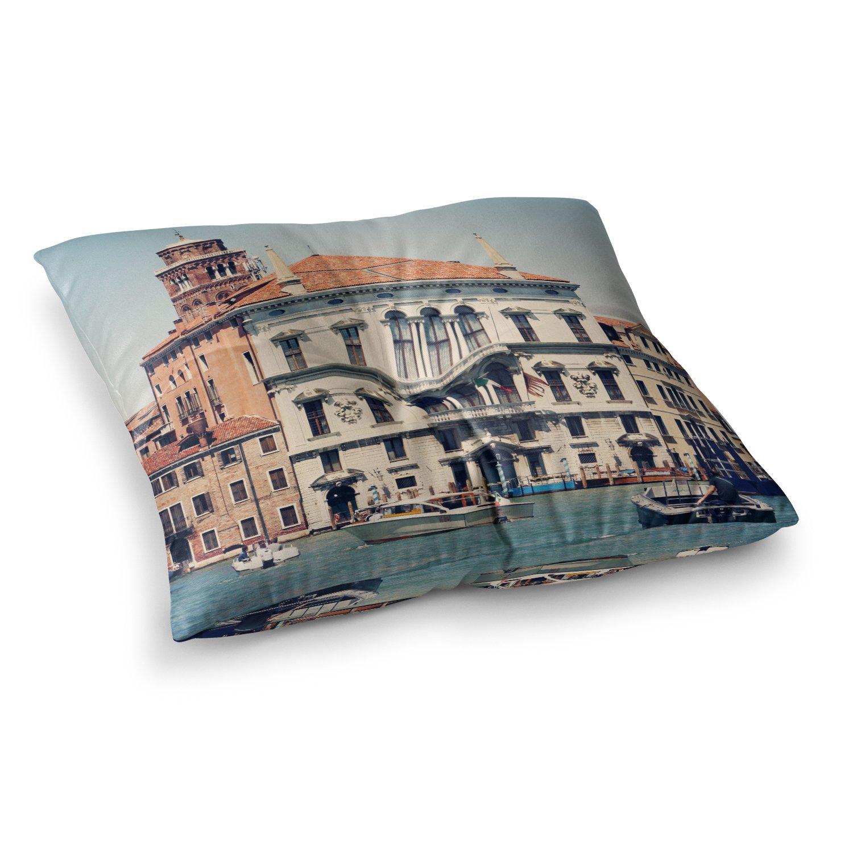 40 x 30 Fleece Blanket Kess InHouse Sylvia Coomes Venice 6 Travel Coastal Throw