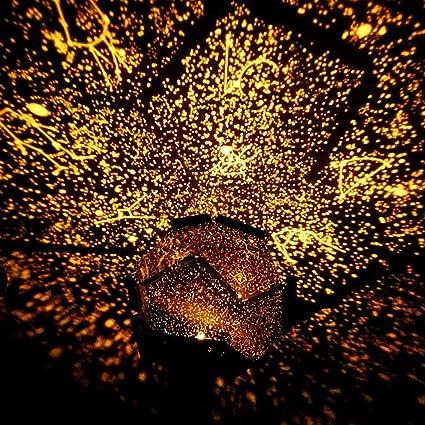 Amazon Com Gr Diy Night Light Baby Star Projector
