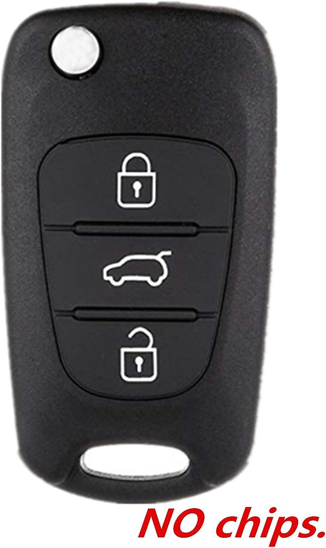 Remote For 2009 2010 2011 Hyundai Accent Keyless Entry Remote Key Fob