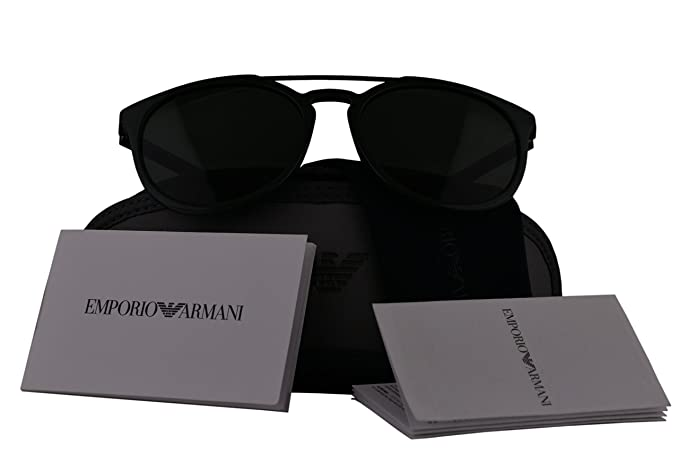 Emporio Armani Authentic Sunglasses EA4103 Green w Green Lens 559771 ... b74ea12869f