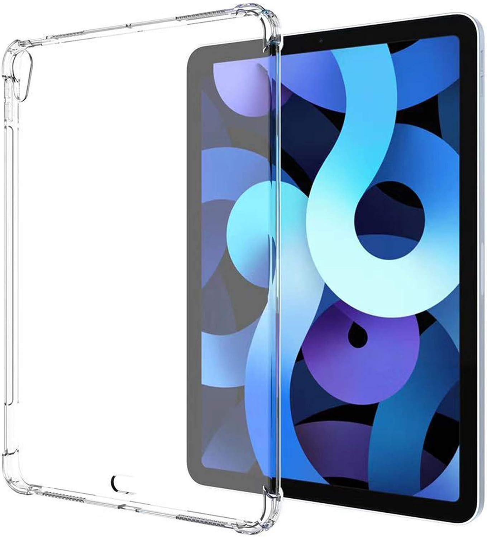 Transparent TPU Case for iPad Air 4th Generation 10.9
