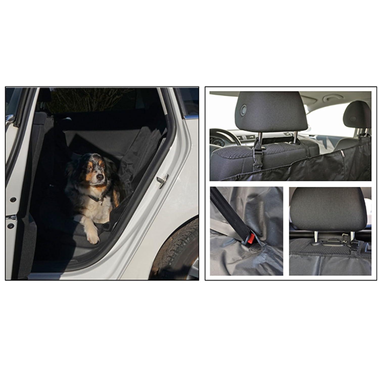 Autoschondecke für den Rücksitz 145 x 150 cm • Auto Schondecke Autoschutzdecke Hundeschondecke 140x150 Hundetransport Decke Siehe Beschreibung