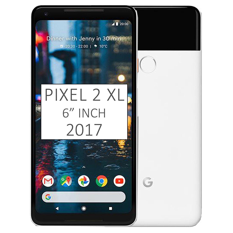Google ga00138de de Pixeles 2XL 128GB–Smartphone Negro/Blanco
