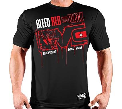 1edb6e4f500c Amazon.com: Monsta Clothing Co. Men's Bodybuilding Workout (Bleed ...