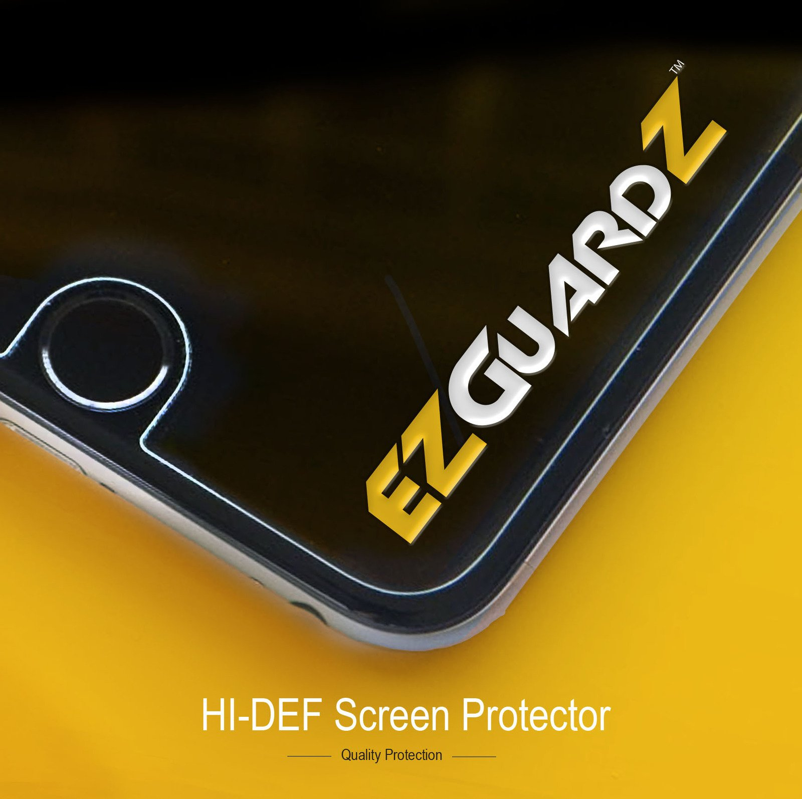 (2-Pack) EZGuardZ Screen Protector for Garmin Nuvi 57LM (Ultra Clear) by EZGuardZ (Image #2)