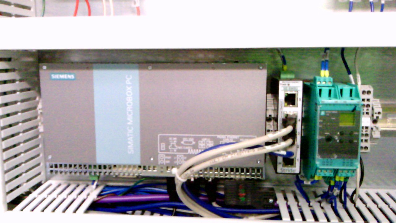 Siemens 6av7424 0aa00 0gt0 With Attached Enclosure 1029167 Gt Enclosures Panels Boards Electrical Boxes Advanced Part Number