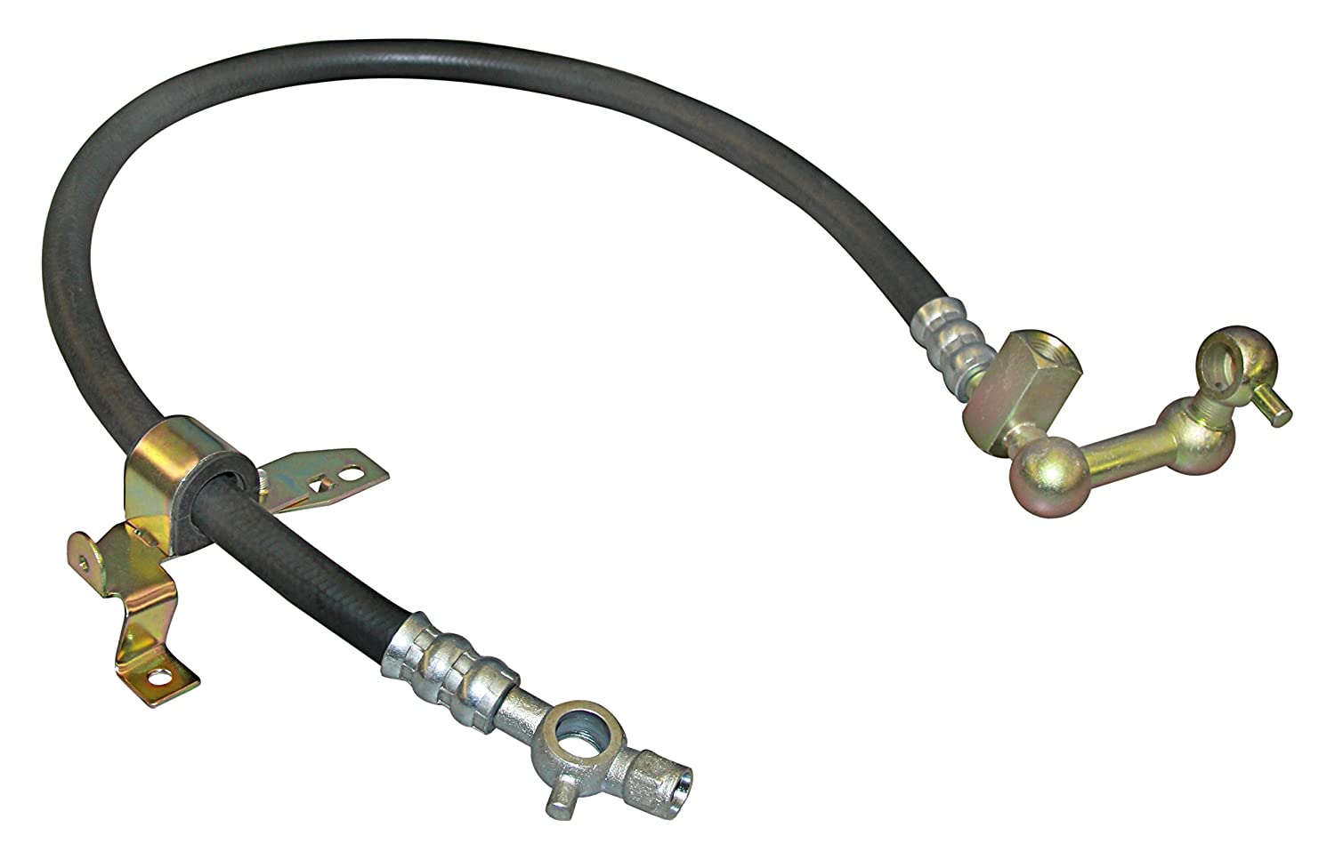 Pump to Rack w//o Switches, Please Reuse 49720-7J400 MTC 1010695 MTC 1010695//49720-7J400 Power Steering Pressure Hose