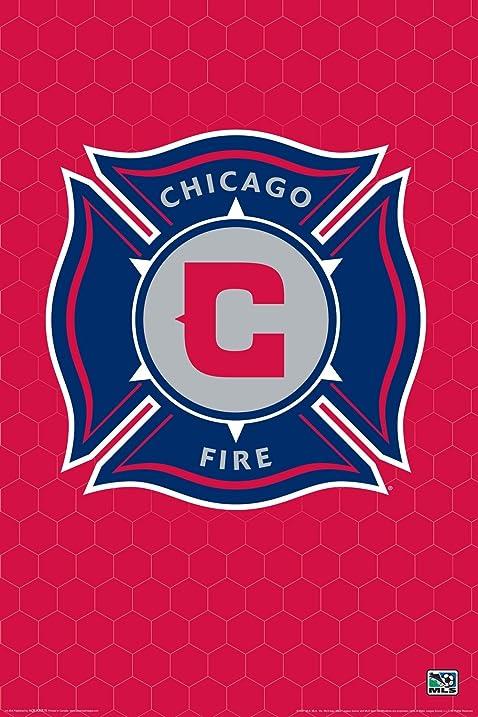 Chicago Fire Mls Logo