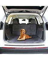 KYG Kofferraumschutz Hunde, Wasserfestes Auto Hundedecke zum Schutz vor Kratzern, Schmutz und Tierhaaren für Auto Suv